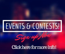 "<p style=""text-align: center;"">Find out about upcoming events & contests!</p>"