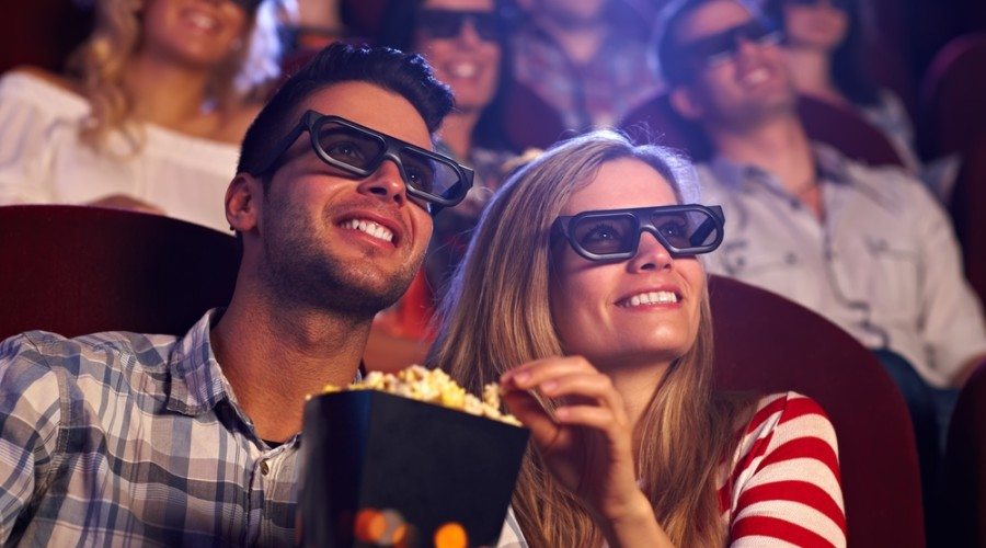 Where can you watch movies in Killeen